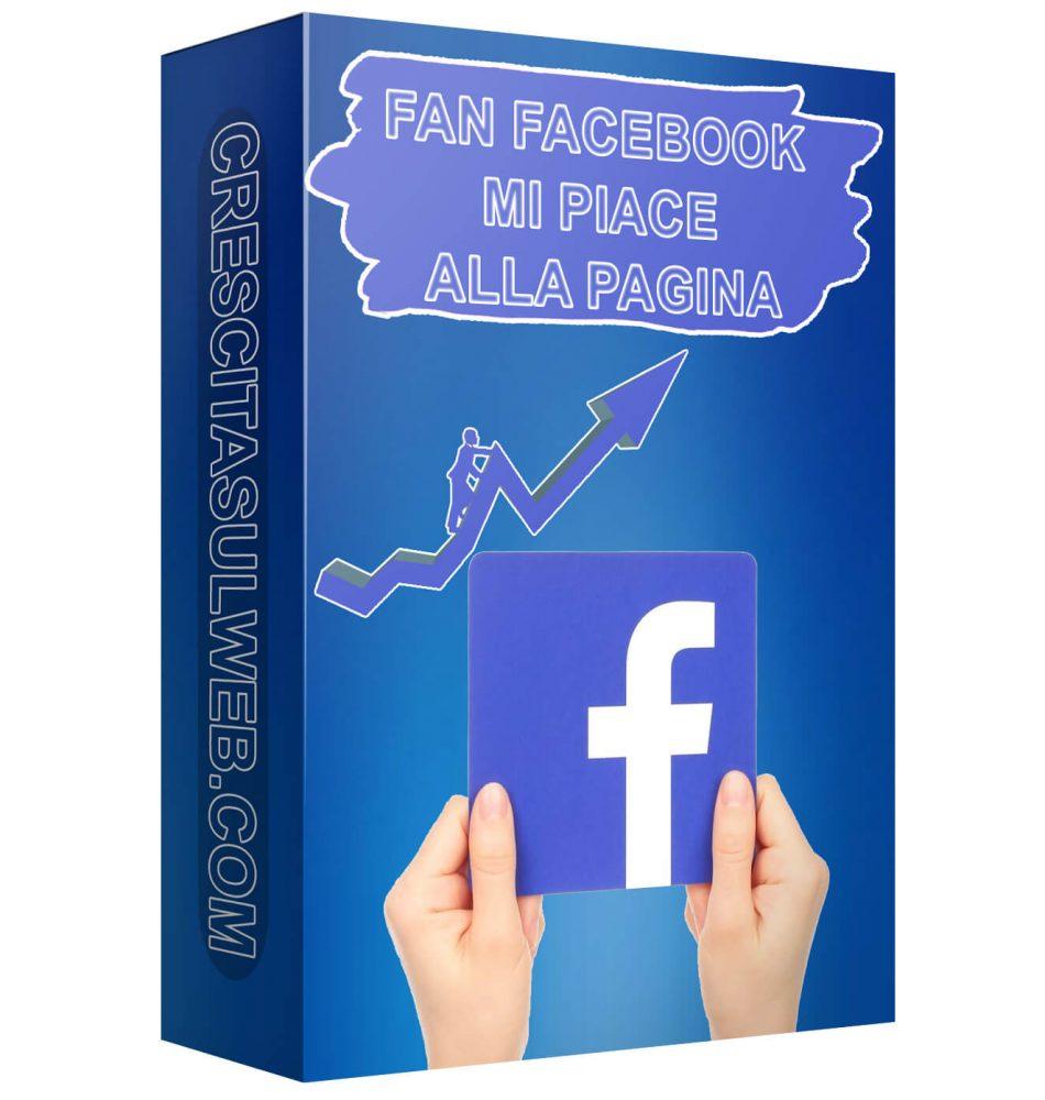 Acquistare Fan Facebook