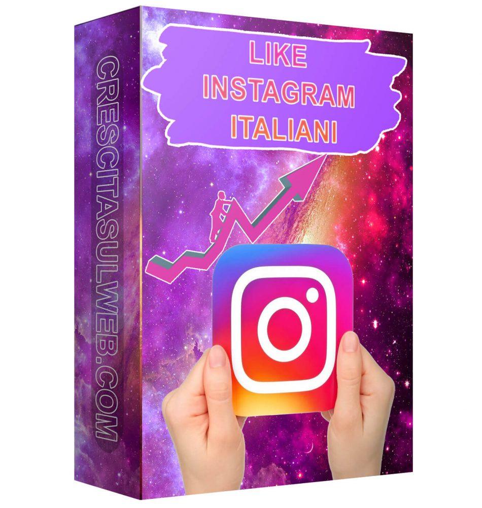 Acquistare Like Instagram Italiani