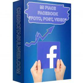 Acquistare Mi piace Facebook