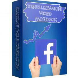 Acquistare Visualizzazioni Video Facebook