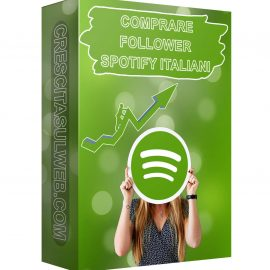 Acquistare Follower Spotify Italiani
